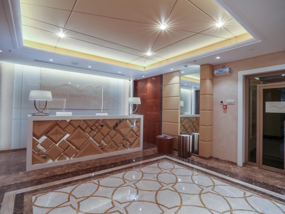 Центр косметологии <br><span>премиум-класса</span> в самом сердце Москвы